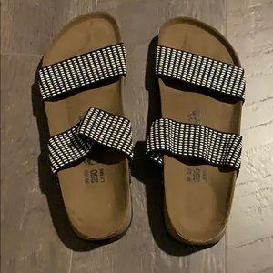 Birki's by Birkenstock shoes sz 8